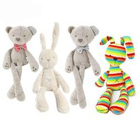 mqmqs&pdpds toy Bunny Baby sleep comfortable soft rabbit