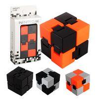 Lesion Trend Creative Infinite Fidget Cubes Office Flip