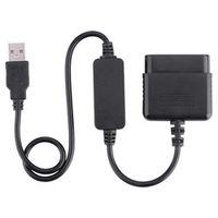 VBESTLIFE for PS2 for PS3 PC Game Controller Joystick USB Converter Adaptor