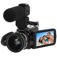 Full HD Z20 1080P 30FPS Portable Digital Video Camera Recorder with External