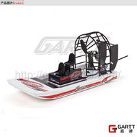 GARTT High Speed Swamp Dawg Air Boat without Electric Parts