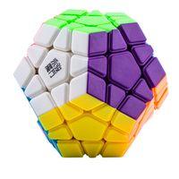 YJ YongJun Professional Megaminx Magic Cube Stickerless