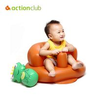 Actionclub Baby Chair&Sofa Kids Gifts Multifunctional Baby Feeding Chair Inflatable Children's Seat Sofa Toys For Children