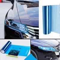 CARPRIE Car Headlight Fog Lamp Protect Film Vinyl Wrap Overlays Sheet drop shipping