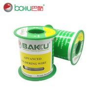BAKU Advanced Lead Tin Silver Copper Solder Wire 0.2 0.3 0.4 0.5 0.6 mm for Choice
