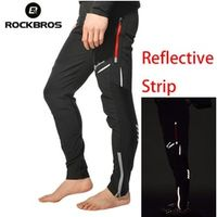 ROCKBROS Bicycle Sports Multifunction Sportswear Bike Reflective Tights Cycling Pants