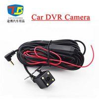 AHYTUBOO 2.5/3.5mm Jack Port 4 Pin Night Vision Car DVR Rear View Camera