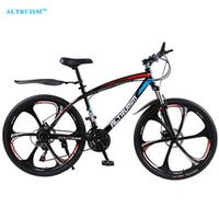 ALTRUISM Q1 24 Speed 26 inch Steel Road Bike Double Disc Brake Wheel Mountain Bike