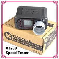 Bumlon X3200 Speed Tester High-Power BB Gun Airsoft Shooting Chronograph for Hunting