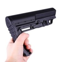 TRUE ADVENTURE Outdoor Camping Components Mission First Minimalist Adjustable Stock