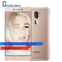 Letv Leeco Coolpad 1 Dual Mobile Phone 5.5-Inch 4GB RAM 32GB ROM 13MP 8MP Front
