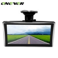 "Onever 7"" Android 5.1 Touch Screen Car Bluetooth GPS Navigation Radio Stereo"