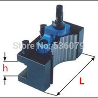 """RRP SUPPLY 540-115 turning facing tool holder """"D"""" use with A1 post best tool holder"""