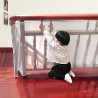 3m Kids Children Baby Pets Security Safety Balcony Stair Stairway Railing Fence Protecting Guarding Mesh Net Guard