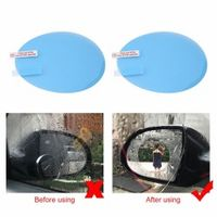 Rearview Mirror Protector Anti-fog Anti Water Anti-stain Film Multi-function Touch