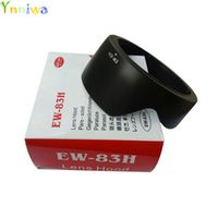 Ynniwa EW-83H Flower Shape Camera Lens Hood LC-77 For Canon 5D2 5DII 5D3 5DIII EF