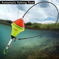 DUUTI EVA Automatic Fishing Float Artifact Stainless Steel Vertical Buoy For Lake