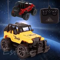 HBB 1:24 Drift Speed Radio Remote control RC Jeep Off-road