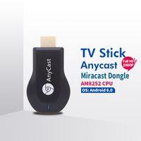 SINMAX HDMI AnyCast M2 Plus 1080P Wireless WiFi same screen device Miracast CPU
