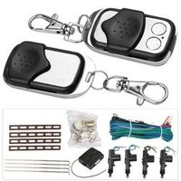 Universal Car Central Locking Power 4 Door Lock System