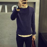 2017 summer camp mens sweaters famouse brand pull homme pullover men casual leisure jersey hombre cotton v neck plus