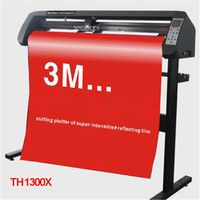 ZJMZYM 110V/220V TH1300X Cutting Plotter With Stand Garment /Silhouette Reflective