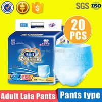 Good quality disposable super thin pull up diaper pant