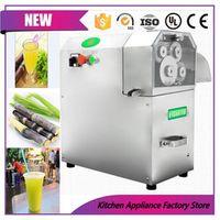 Sugar cane juice machine/sugar cane crusher machine/sugar cane extractor with 4 rollers