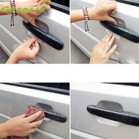 CARPRIE Car-styling Stickers On Cars Door Handle Protective Film For Nissan