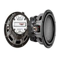GEYIREN Car audio United States T812-44MTX 12 inch ultra bass speaker