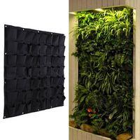SANGEMAMA 56 Pocket Grow Vertical Greening Hanging Garden