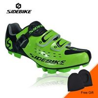 SIDEBIKE Athletic Cycling Shoes Mountain Professional Bike MTB Racing Bicycle