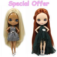 Dream Fairy ICY Factory Nude Blyth Doll Normal girl