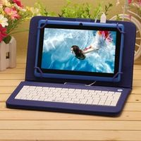 "iRULU eXpro X3 7"" Android 6.0 Tablet PC A33 Quad Core 16GB 1024*600 HD With Blue EN"