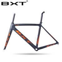BXT Carbon Road Bike Frame 2016 Di2 Mechanical 500/530/550mm carbon bicycle frame