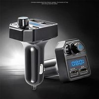 CARPRIE Electronics Car Kit Handsfree Wireless Bluetooth FM Transmitter MP3 Player