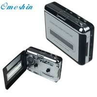 OMESHIN Brand Audio Music Player Tape PC USB Cassette MP3 CD Converter Capture Oct 11