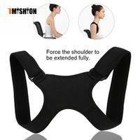 TMISHION Spine Posture Corrector Protection Shoulder Posture Correction Band Humpback