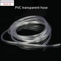 shippingTransparent plastic tubing 6mm-25mm antifreeze PVC