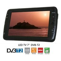 liedao 7inch Portable Television DVB-T2 DVB-T digital Car With Dolby Rceiver /w USB