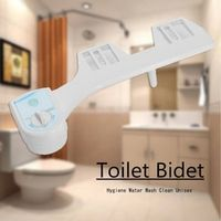 Adjustable Hot Cold Water Bidet Non-Electric Bathroom Toilet Seat Bidet Spray Nozzle Gynecological Shower Washing Gun
