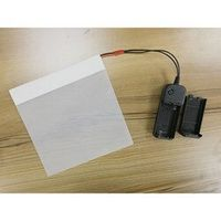 "SUNICE 5.9""X5.9""/15x15cm PDLC Smart Tint Window Film Power Electrochromic"