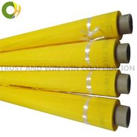XINLANISNOW Yellow 120T-34um-260-50mts silk screen mono