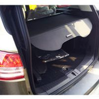 HIGH FLYING Rear Boot Luggage Cargo Cover Parcel Security Shelf For Ford kuga /