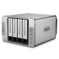 """New 4bay 2.5'/3.5"""" SATA HDD enclosure 4 tray array Type-C usb3.1 high-speed Raid function support 32TB Safe reliable storage"""