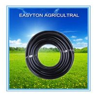 """5m-pack 8mm Drip hose for irrigation Connector 3/8"""" barbed"""