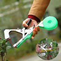 VKTECH Branch Hand Tying Binding Flower Plant Vegetable Tapetool Anvil Machine