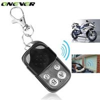Onever Wireless Garage Gate Door 408G Remote Control Duplicator Adjustable Frequency 433MHz Copy Remote Controller for Motocycle