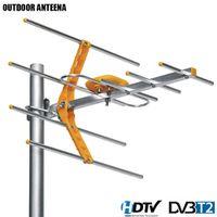 VIDBOX HD Digital For DVBT2 HDTV ISDBT ATSC High Gain Strong Signal Outdoor