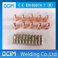 Ocim 20PCS S45 Plasma cutting torch consumables parts PD0116-08 Nozzle Tip PR0110